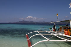 Island hopping, Palawan Stock Photography