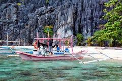 Island Hopping Vacation Royalty Free Stock Image