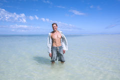 Island hunk Royalty Free Stock Image