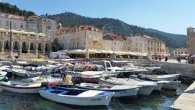 Island Hvar Croatia Royalty Free Stock Photo