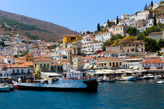 Island of Hydra - Greece Stock Photos