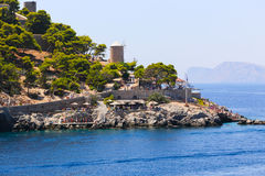 Island of Hydra Royalty Free Stock Image