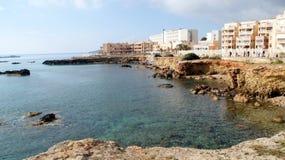 Island of Ibiza, Islas Baleares, Spain Stock Photo