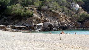 Island of Ibiza, Islas Baleares, Spain Royalty Free Stock Photo