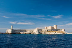 Island If in France. Island If in Frande, Prisom - Count Monte Christo Stock Photos