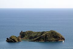 Island Illheu de Vila Franca (Azores) 02 Stock Photography