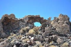 Island Inca Wasi - cactus island Stock Photos