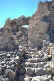 Island Inca Wasi - cactus island Royalty Free Stock Photography