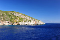 Island in the Ionian Sea, Zakynthos . Stock Photos