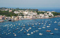 Island of Ischia, Italy stock photos
