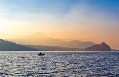 The island of Ischia Stock Photo