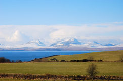 Island of Jura. Royalty Free Stock Photos