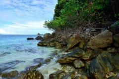Island Khai, Thailand Stock Images