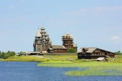Island «Kizhi» Stock Photography