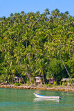 Island Koh Phangan, Thailand. Stock Photos
