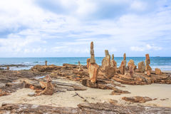 The island of Koh Samet in Thailand Stock Photo