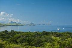 Komodo Island, Indonesia. Stock Photo