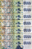 Island-Krona-Banknoten Stockfotos