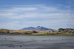 Island Landscape Stock Image
