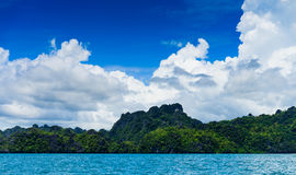 Island of Langkawi Royalty Free Stock Images