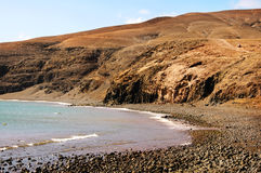 Island of Lanzarote Stock Photography