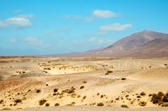 Island of Lanzarote in the Canary Islands, Spain Royalty Free Stock Photos