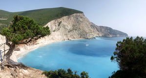Island Lefkada Royalty Free Stock Image