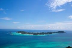 Island Lipe Royalty Free Stock Photos