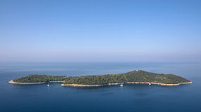 Island of Lokrum Stock Photos