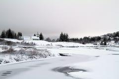 Island lopp Arkivbilder