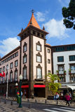 The Island Of Madeira. Funcha. Portugal Stock Images