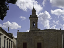 Island of Malta. The Island of Malta in the mediterranean sea Stock Photography