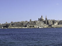 Island of Malta. The Island of Malta in the mediterranean sea Royalty Free Stock Photo