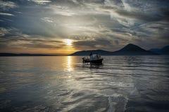Island Mamula Stock Photography
