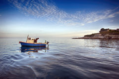 Island Mamula Royalty Free Stock Images
