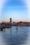 The island of Murano stock photography
