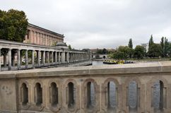 The island of museums in Berlin Royalty Free Stock Image