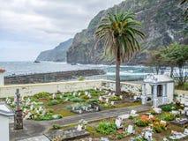 Island named Madeira Stock Images