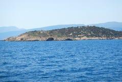 Island near Crete, Greece Royalty Free Stock Photo