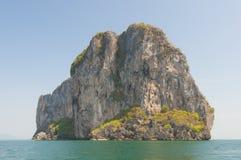 Island near Sukorn Royalty Free Stock Photos