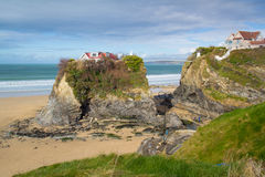 The Island Newquay Royalty Free Stock Images