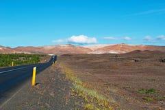 Island, Nordeuropa Stockbild