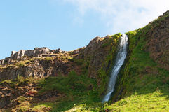 Island Nordeuropa Royaltyfri Bild