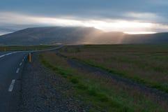 Island, Nordeuropa Lizenzfreie Stockfotografie