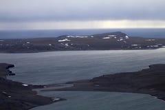 Island Northern Novaya Zemlya 2 Stock Images