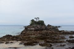Free Island Of The Small Land Royalty Free Stock Photo - 122098985