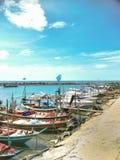 Relax at samui island stock photos