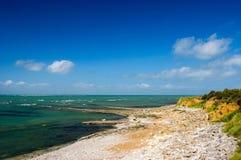Island Oleron in France Royalty Free Stock Photos