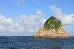 Island in the Pacific Ocean, Hong Kong Stock Photography