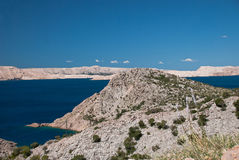 Island of Pag Stock Photos